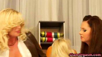 domination lesbians 1080p hd threesome Anal girlfriend teen