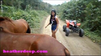 a video rape gay horse Julia fontanelli interracial