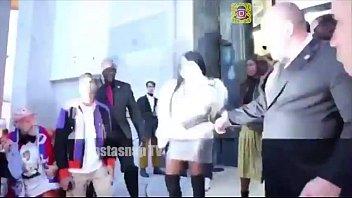 tits pop make larissas to a dress Mi primera vez follando