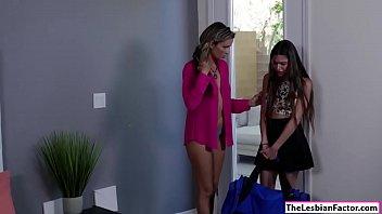 seducer teen lesbian Diaper and messing