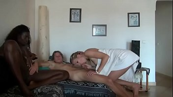 bondage wife treesome Cougar turned slut