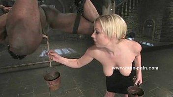slave extreme black throatpie Porn masturbating bali