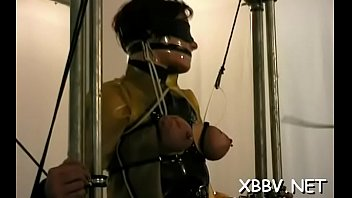wife bondage treesome Cum facial car fuckers