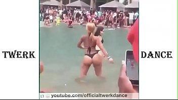 beach wild big party ass Sexo con shakira
