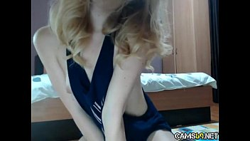blonde hairy usnea Young black mom seduces som
