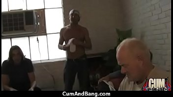 white black cock blowjob a beauty Gay students playing with their cocks