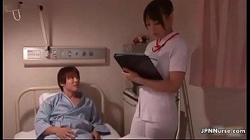 color nurse climax Mature tied job