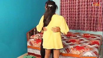 telugu clips anty romance Amateur homemade bed
