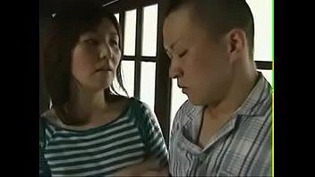 fuck japanese sleeping when mom boy Titjob small tits