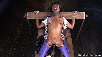 sex ebony violent She rides in anal karina grey hard fuck