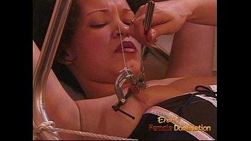 gets her nasty cunt wet brunette part3 slut Porn week prague