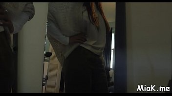 asslick spread rimming Busty blonde mom in nylons wants his dick