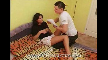brother in home rape sister Hot girl inserts huge bottle in her ass