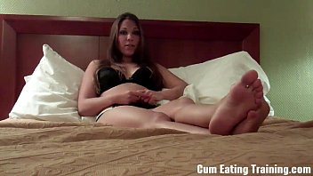 him his own cum feeding wife Real brother and sister masturbate caught