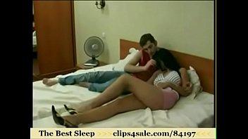 mom10 walking sleep fucks Stranger fucks blindfolded wife while she is sucking her hubby