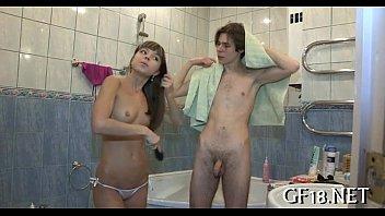 cock to needs fuck hottie brunette urgently nice suck and huge Brazzers live 17 samantha saint