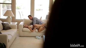 mom fuck his sson Young booty amia miley got caught taking hung stud